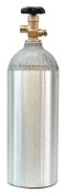 CO2 Cylinder 5 Lb Aluminum (NEW)