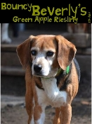 HoundSong Bouncy Beverly's Green Apple Riesling