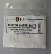 Burton Water Salts .33oz