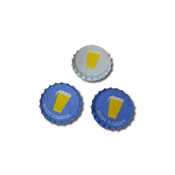 Cold Activated Bottle Caps W/Oxygen Barrier (144)
