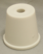 Drilled Small Silicone Stopper